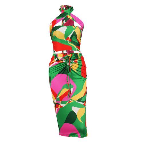Prints-Lace-up-2-Piece-set-OD033-30