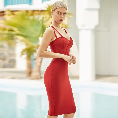 Sexy-Strap-Bandage-Dress-K1063-2