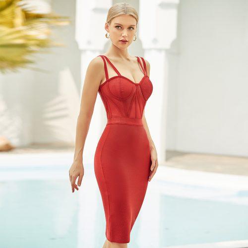 Sexy-Strap-Bandage-Dress-K1063-5