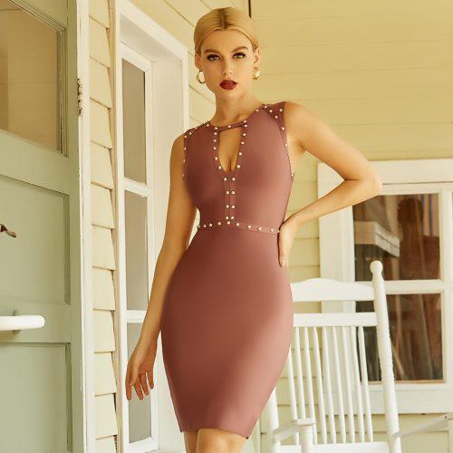 Sleeveless-Hollow-Out-Bandage-Dress-K1070-2