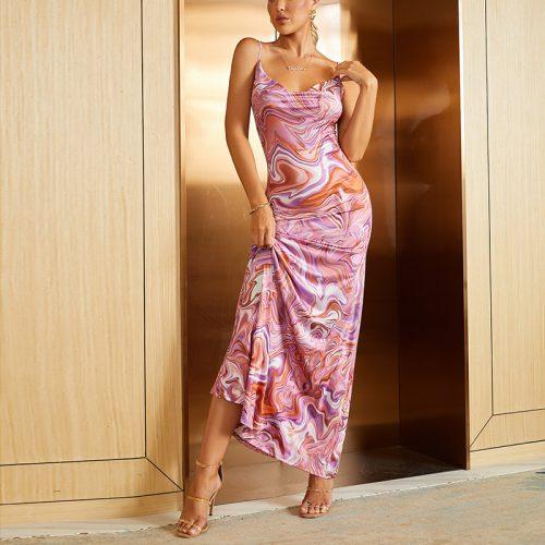 Strap-Calico-Maxi-Dress-OD20-91