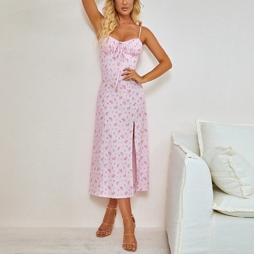 Strap-Ruched-Floral-Dress-OD004-2