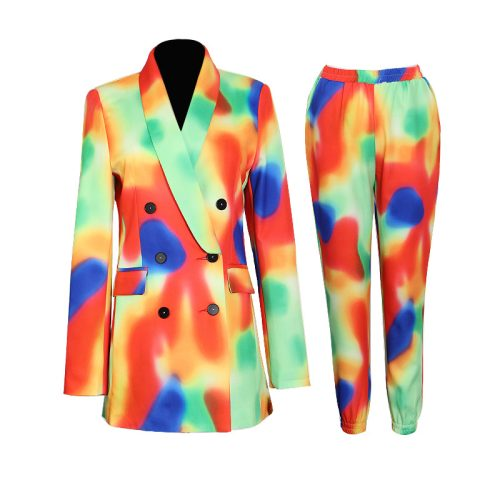 Double-Breasted-Blazer-Suit-Z003-9