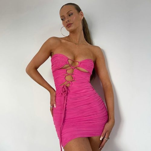 Mesh-Ruched-Bodycon-Dress-C005-7