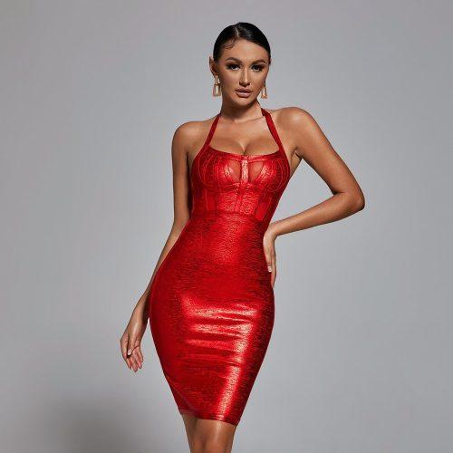 Metallic-Halter-Bandage-Dress-B1211-6_2
