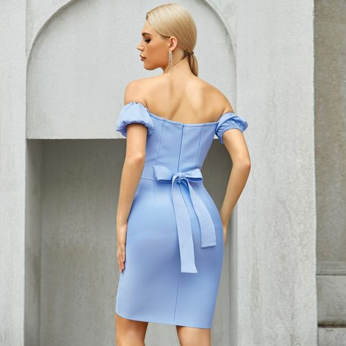 Off-Shoulder-Bandage-Dress-B1209-5
