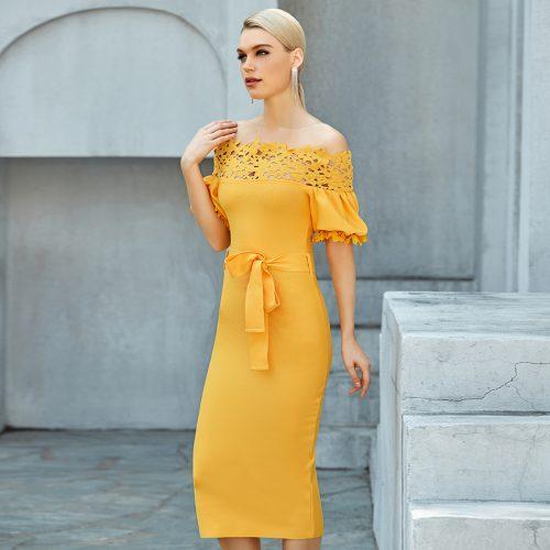Off-Shoulder-Lace-Bandage-Dress-B1205-6