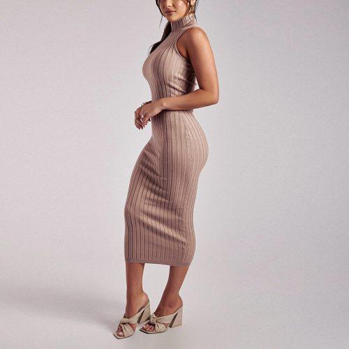 Sleeveless-Bodycon-Maxi-Dress-C004-5