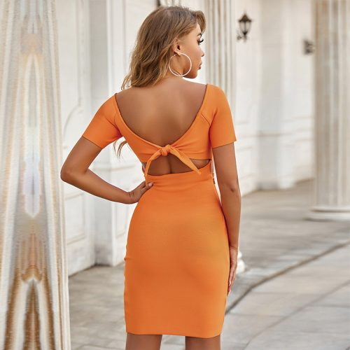V-Neck-Hollow-Out-Bandage-Dress-B1215-12