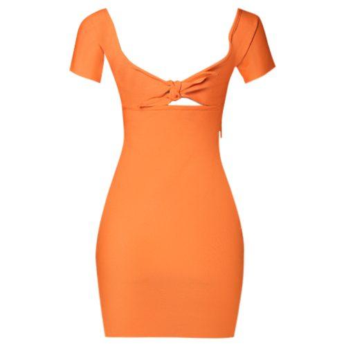 V-Neck-Hollow-Out-Bandage-Dress-B1215-4